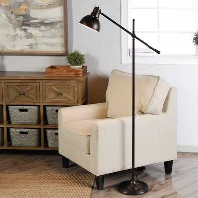 "Edgao 56"" Task/Reading Floor Lamp - Birch Lane"