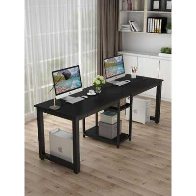 Antoinese Solid Wood Desk - Wayfair