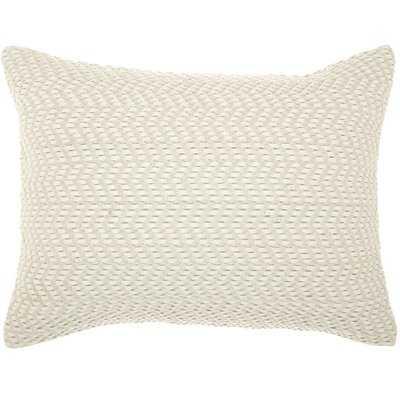 Leather Lumbar Pillow - Wayfair