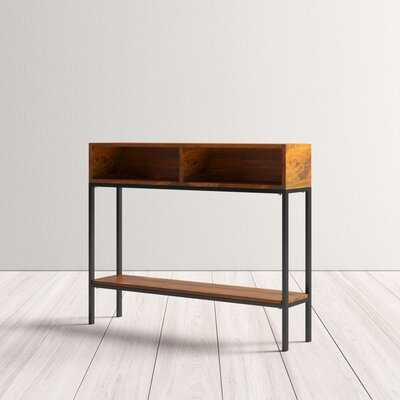 "Marley 42"" Solid Wood Console Table - AllModern"