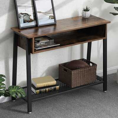 "Candleick 39.3"" Console Table - Wayfair"