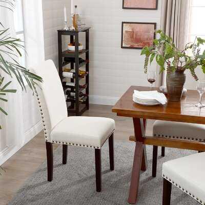 Avelines Upholstered Parsons Chair (set of 2) - Wayfair