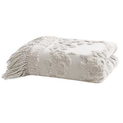Hollandsworth Tufted Throw - Birch Lane