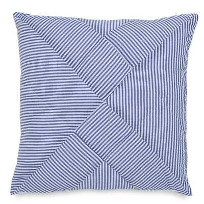 Dover Beach Decorative Cotton Throw Pillow - Birch Lane