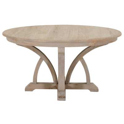"Carnegie 60"" Round Dining Table - Alder House"