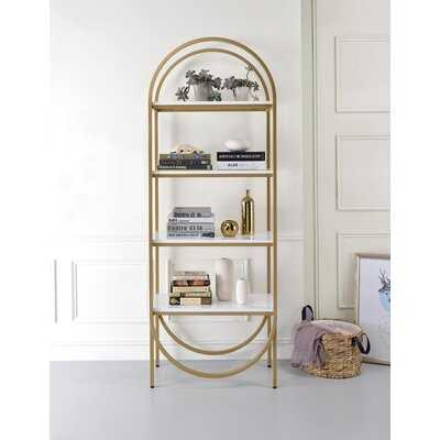 Wiens Etagere Bookcase - Wayfair