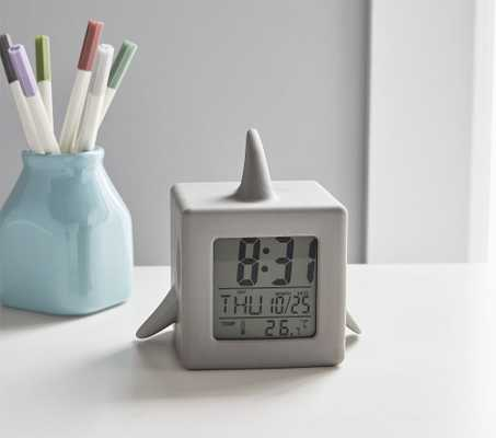 Light Up Shark Digital Clock - Pottery Barn Kids