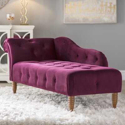 Kannon Chaise Lounge - Wayfair
