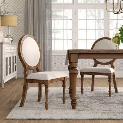 Skiba Upholstered Dining Chair (Set of 2) - Wayfair
