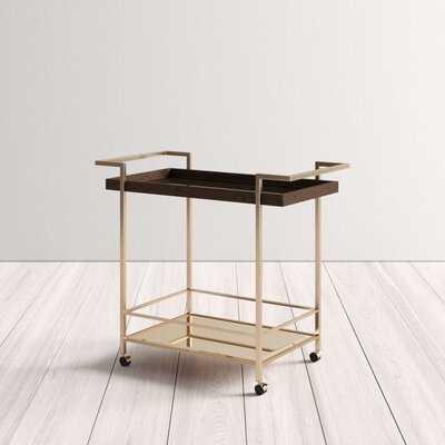 Mariposa Bar Cart - AllModern