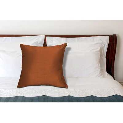 Aerial Square Pillow Cover & Insert - Wayfair