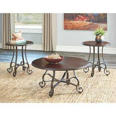 Kempner 3 Piece Coffee Table Set - Wayfair