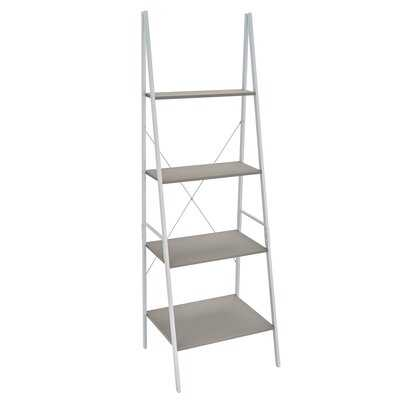 Almanzar Ladder Bookcase - Wayfair