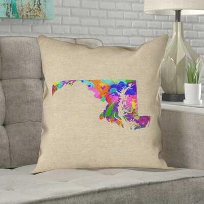 Austrinus Maryland Pillow Cover - Wayfair