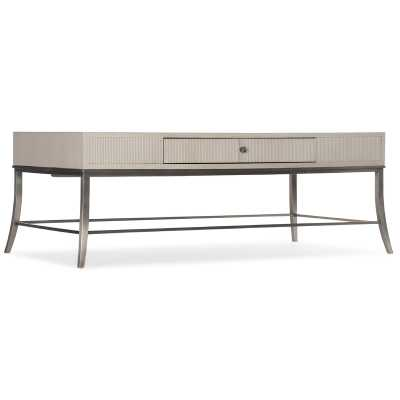 Reverie Coffee Table with Storage - Perigold