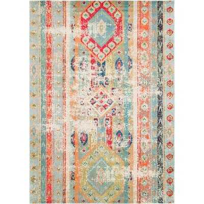 Newburyport Blue Area Rug - AllModern