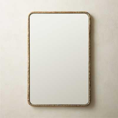 """Colusa Rectangle Mirror 24""""x36"""" - CB2"""