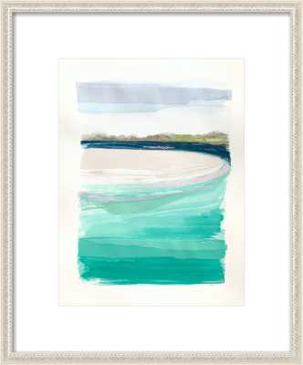 Water Colors 4 by Karin Olah for Artfully Walls - Artfully Walls