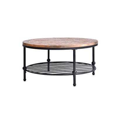 Bardwell Coffee Table with Storage - Wayfair