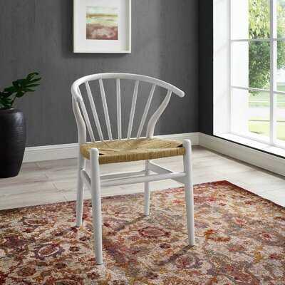 Weedman Solid Wood Side Chair - Wayfair