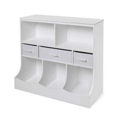 Nataly Combo Bin Storage Unit - Wayfair