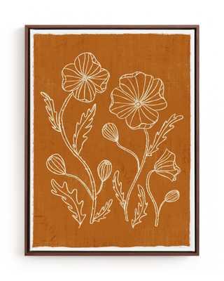 Poppy Joy Art Print - Minted