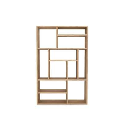 Ethnicraft Geometric Bookcase - Perigold