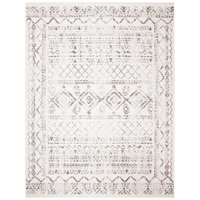 Safavieh Tulum Ivory/Gray 8 ft. x 10 ft. Area Rug - Home Depot