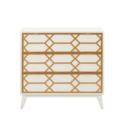 Dreyer 3 Drawer Chest - AllModern