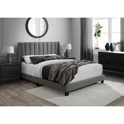 Herman Queen Standard Bed - Wayfair