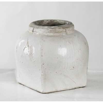 Zentique Pottery Table vase Size: Large - Perigold