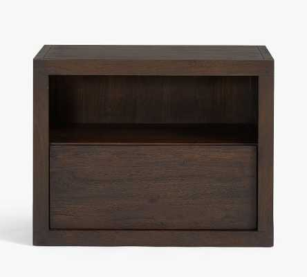 Cayman Nightstand, Coffee Bean - Pottery Barn