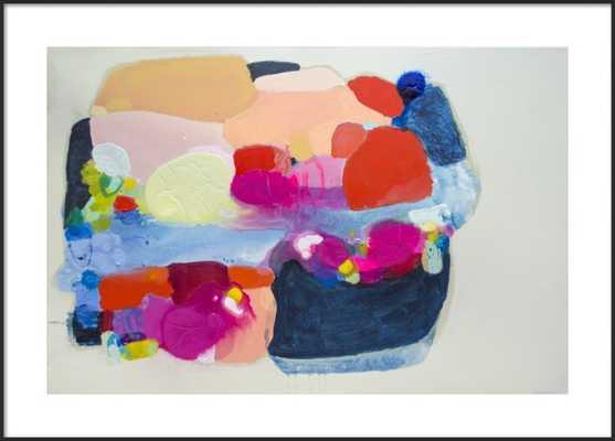 Juicy Burger by Claire Desjardins for Artfully Walls - Artfully Walls