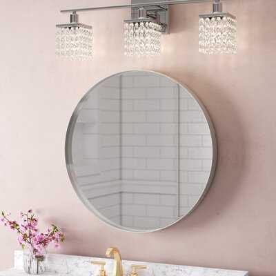 Aakin Glam Bathroom/Vanity Mirror - Wayfair