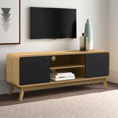 """Justine TV Stand for TVs up to 60"""" - Wayfair"""