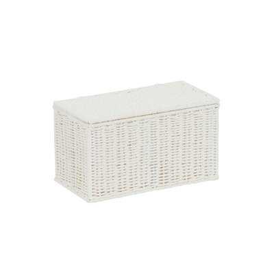 Paper Rope Wicker Box - Wayfair