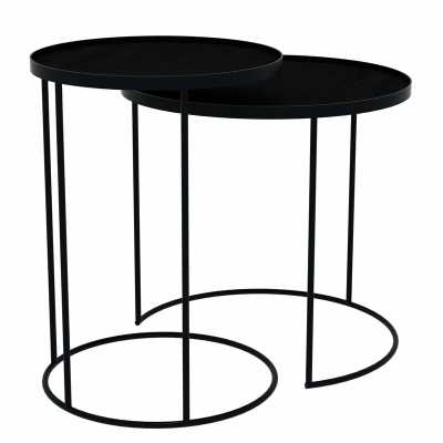 Notre Monde 2 Piece Nesting Tables - Perigold