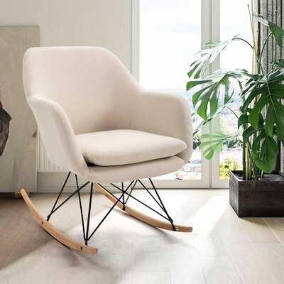 Tonquin Rocking Chair - Wayfair