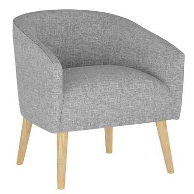 Printer's Row Chair in Zuma Pumice - Third & Vine