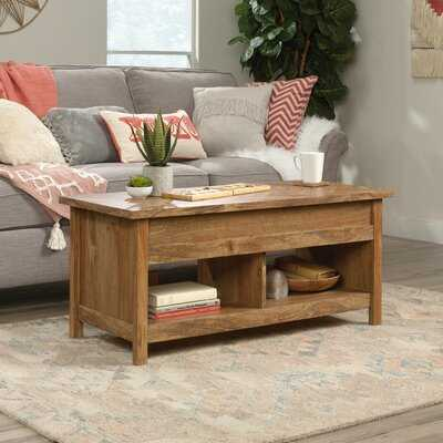 Tilden Lift Top Coffee Table with Storage - Wayfair