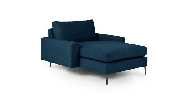 Nova Twilight Blue Daybed - Article