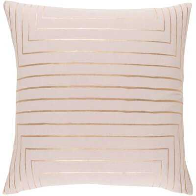 Steele Cotton Throw Pillow - AllModern