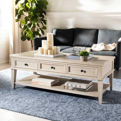 Joanna Coffee Table with Storage - Wayfair