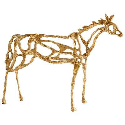 Cyan Design Ponder Horse Sculpture - Perigold