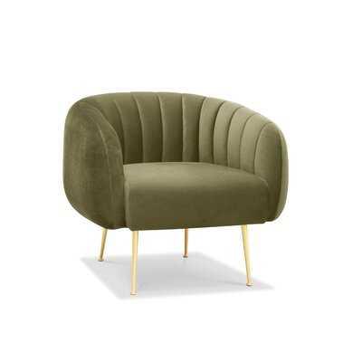 Orrie Barrel Chair - AllModern