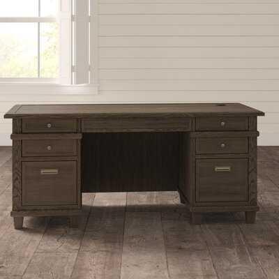 Danville Executive Desk - Birch Lane