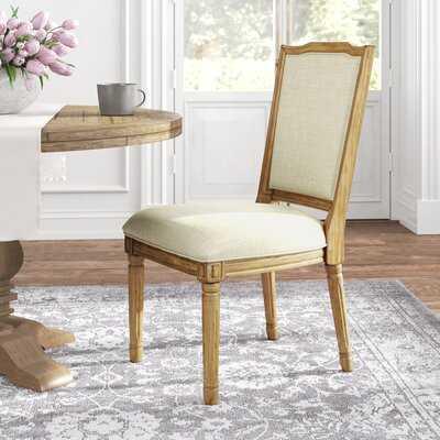 Libretto Ornate Upholstered Side Chair - Wayfair
