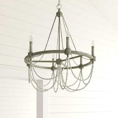 Norwood 6-Light Candle Style Chandelier - Birch Lane