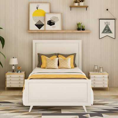 Platform Twin Bed Frame - Wayfair