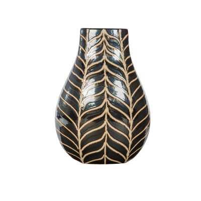 Bradburn Home Leaf Table Vase - Perigold